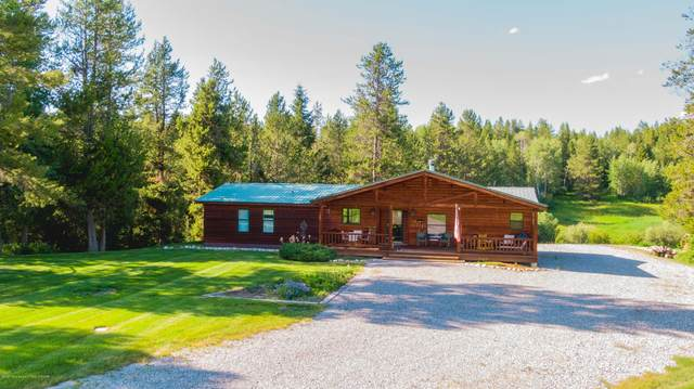 905 S Leigh Canyon Rd, Alta, WY 83414 (MLS #20-1990) :: Sage Realty Group