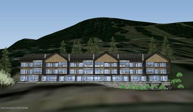 553 Upper Snow King Loop, Jackson, WY 83001 (MLS #20-2396) :: Sage Realty Group