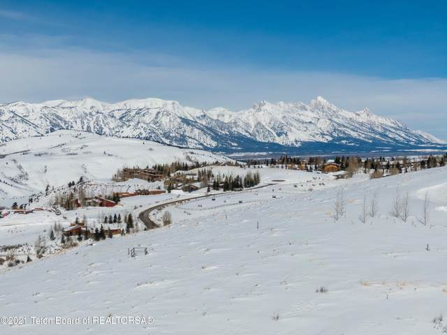 1265 Lower Ridge Rd, Jackson, WY 83001 (MLS #20-2726) :: West Group Real Estate
