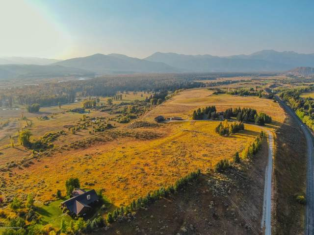 4025 Matheson Hill Rd, Jackson, WY 83001 (MLS #20-2905) :: Sage Realty Group