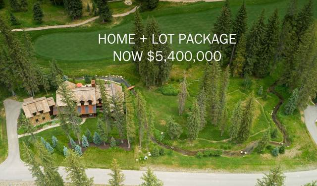 15550 S S. Wagon Rd, Jackson, WY 83001 (MLS #20-312) :: West Group Real Estate