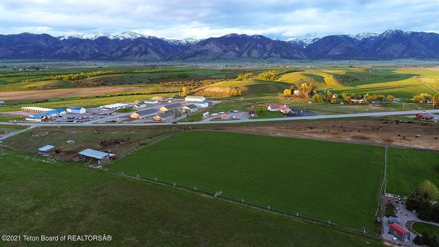 11.57 ACRE Hwy 89, Thayne, WY 83127 (MLS #20-3643) :: Coldwell Banker Mountain Properties