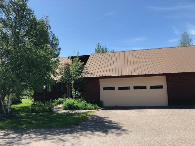 3425 S Winding Trail Dr., Jackson, WY 83001 (MLS #20-378) :: Sage Realty Group