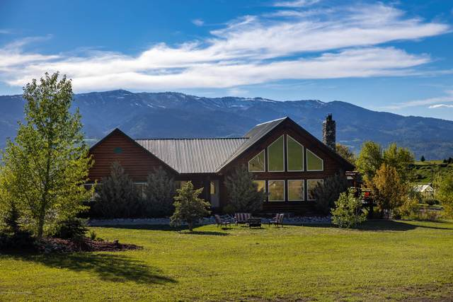 28 Corral Canyon Ln, Etna, WY 83118 (MLS #20-475) :: Sage Realty Group