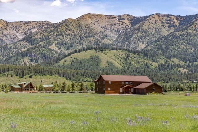 975 Alpine Village Loop, Alpine, WY 83128 (MLS #20-485) :: Sage Realty Group