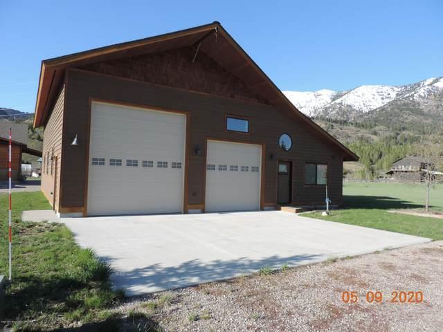 98 Chalet Dr, Alpine, WY 83128 (MLS #20-499) :: West Group Real Estate