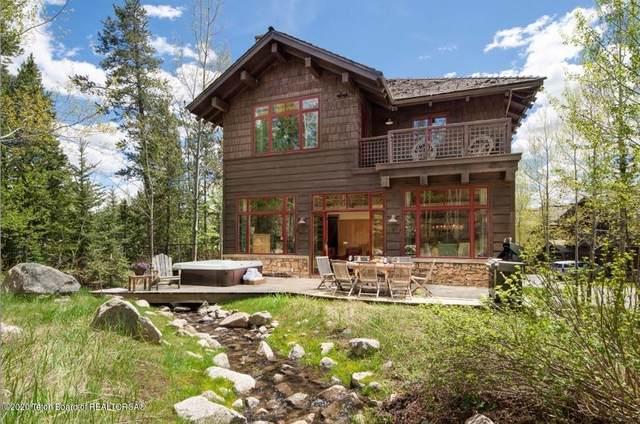 3193 W Washakie Rd, Teton Village, WY 83001 (MLS #20-54) :: West Group Real Estate