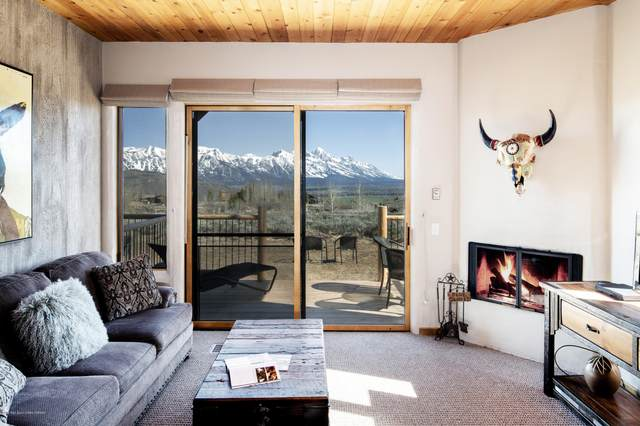1678 N East Butte Rd #14, Jackson, WY 83001 (MLS #20-948) :: West Group Real Estate