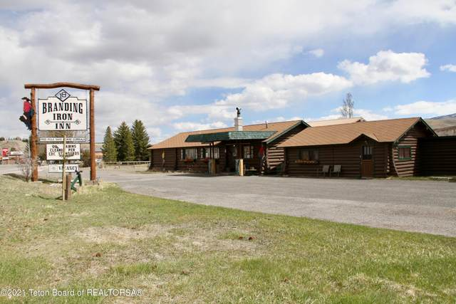 401 W Ramshorn, Dubois, WY 82513 (MLS #21-1033) :: West Group Real Estate