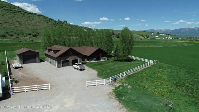 125 Wagon Rut Ln, Auburn, WY 83111 (MLS #21-1316) :: Coldwell Banker Mountain Properties