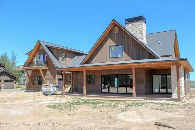 9400 River Rim Ranch Way, Tetonia, ID 83452 (MLS #21-1337) :: West Group Real Estate