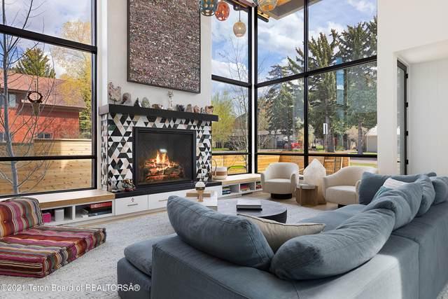 565 E Hansen Avenue, Jackson, WY 83001 (MLS #21-1504) :: Coldwell Banker Mountain Properties
