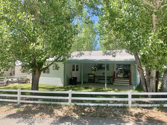 31 Doubletree Rd, Thayne, WY 83127 (MLS #21-1564) :: West Group Real Estate