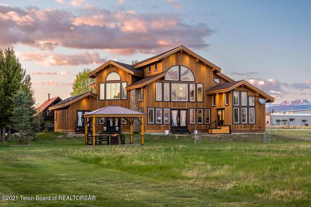 1307 Club House Rd, Pinedale, WY 82941 (MLS #21-1811) :: Coldwell Banker Mountain Properties
