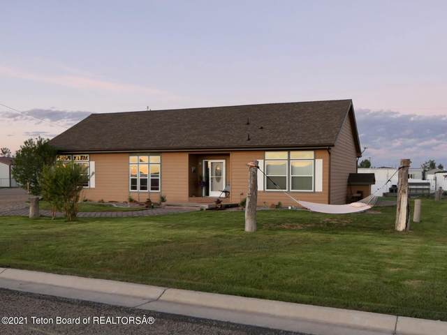 322 W Third St, Marbleton, WY 83113 (MLS #21-1840) :: West Group Real Estate