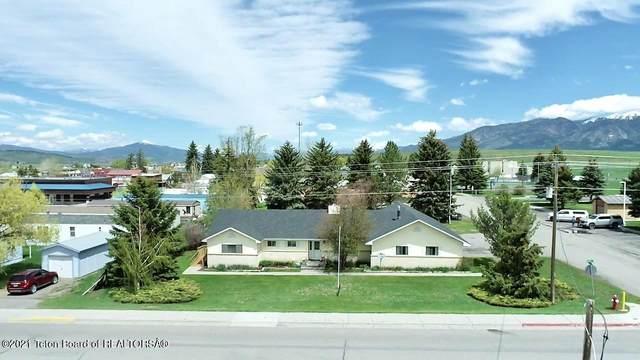 190 Dana St, Thayne, WY 83127 (MLS #21-227) :: Coldwell Banker Mountain Properties