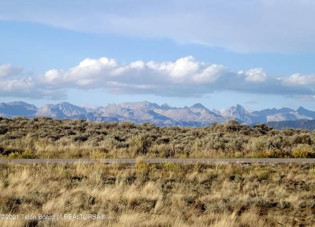 Broken Hills, Pinedale, WY 82941 (MLS #21-3223) :: Coldwell Banker Mountain Properties