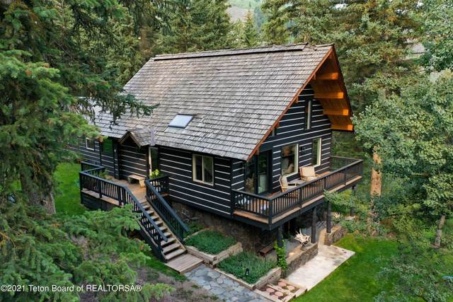 2180 E Horse Creek Road, Jackson, WY 83001 (MLS #21-3310) :: West Group Real Estate