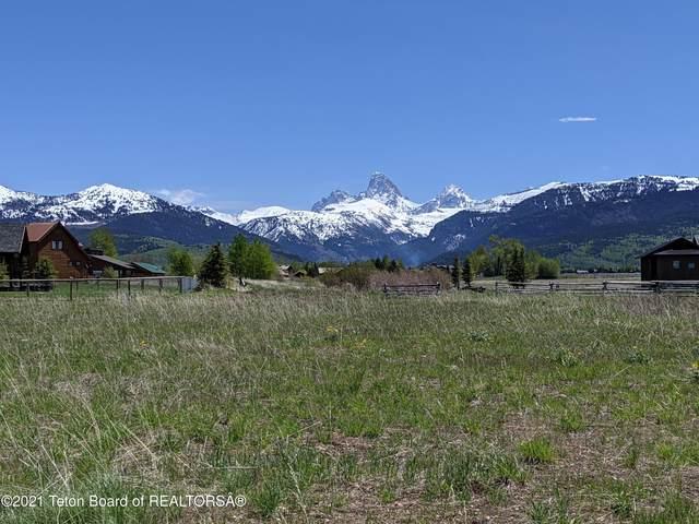 1868 Deer Springs Rd, Driggs, ID 83422 (MLS #21-404) :: Coldwell Banker Mountain Properties