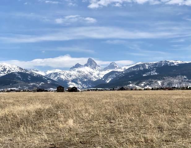 396 Treasure Mountain Loop, Driggs, ID 83422 (MLS #21-455) :: West Group Real Estate