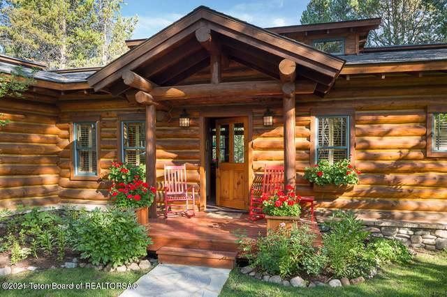 2765 S Sparrow Hawk Rd, Wilson, WY 83014 (MLS #21-463) :: Coldwell Banker Mountain Properties