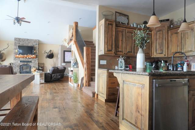 5 Square Top Ln, Cora, WY 82925 (MLS #21-491) :: Sage Realty Group