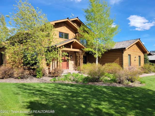 1 Cold Springs Lane, Victor, ID 83455 (MLS #21-661) :: Coldwell Banker Mountain Properties