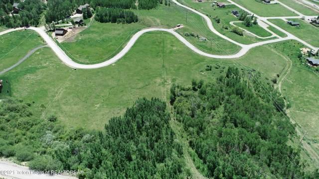 70 & 71 Trail Ridge Rd, Alpine, WY 83128 (MLS #21-698) :: Coldwell Banker Mountain Properties