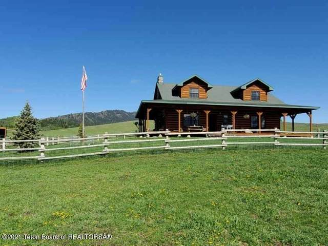42 Black Mountain Dr, Freedom, ID 83120 (MLS #21-710) :: Coldwell Banker Mountain Properties
