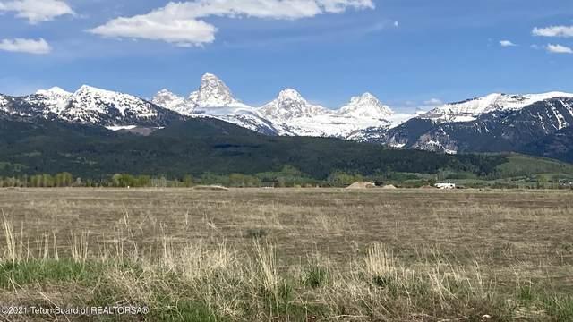 4946 Wydaho Ranch Trail, Tetonia, ID 83452 (MLS #21-941) :: Coldwell Banker Mountain Properties