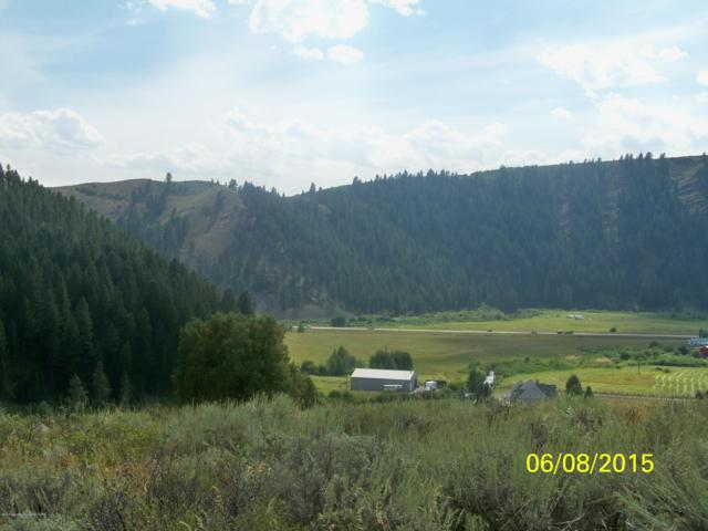 County Rd 128 Willow Cr Rd, Thayne, WY 83127 (MLS #13-1294) :: West Group Real Estate