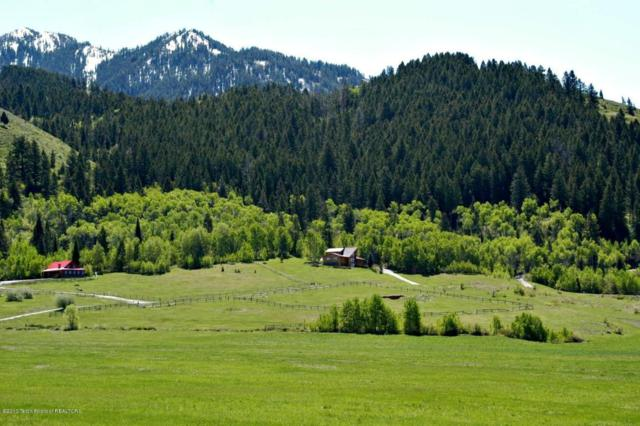 Upper Stewart Creek Rd., Etna, WY 83118 (MLS #13-508) :: West Group Real Estate