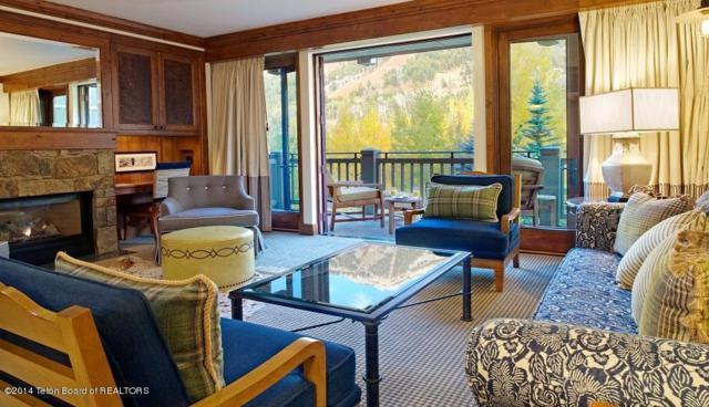 7680 Granite Loop Rd #555, Teton Village, WY 83025 (MLS #15-2306) :: Sage Realty Group