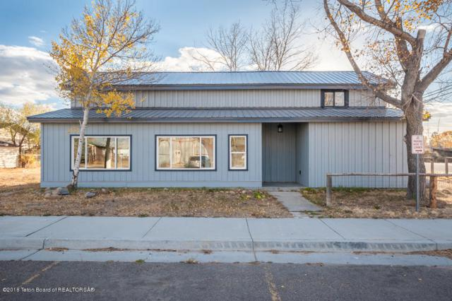 63 S Madison, Pinedale, WY 82941 (MLS #18-2377) :: Sage Realty Group