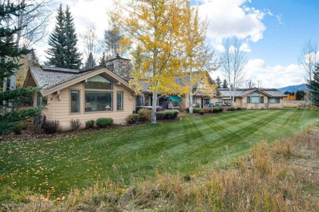 2400 Homestead Circle, Wilson, WY 83014 (MLS #18-2905) :: West Group Real Estate