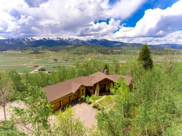 60 Dancer Circle & Lot 7, Alpine, WY 83128 (MLS #18-408) :: Sage Realty Group