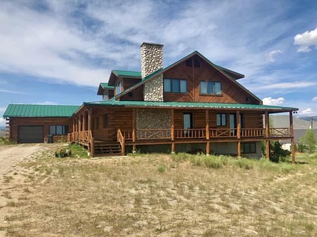 20 Gannett Rd, Pinedale, WY 82941 (MLS #19-1470) :: West Group Real Estate