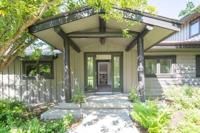 995 N Green Ln, Wilson, WY 83014 (MLS #19-2089) :: West Group Real Estate