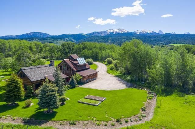 191 W Moose Meadow Ln, Alta, WY 83414 (MLS #19-3081) :: West Group Real Estate
