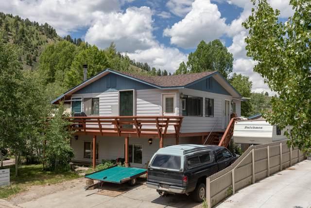 55 Crabtree Lane, Jackson, WY 83001 (MLS #20-1002) :: The Group Real Estate