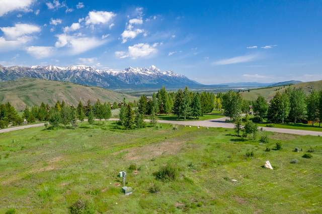 1735 N East Butte, Jackson, WY 83001 (MLS #20-1891) :: Sage Realty Group