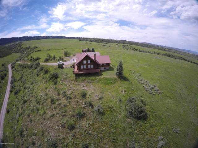 2163 Bitter Creek Rd, Afton, WY 83110 (MLS #20-2814) :: West Group Real Estate