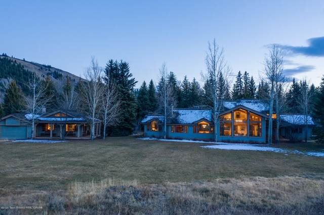 2650 W Stonecrop Rd, Jackson, WY 83001 (MLS #20-3416) :: Coldwell Banker Mountain Properties