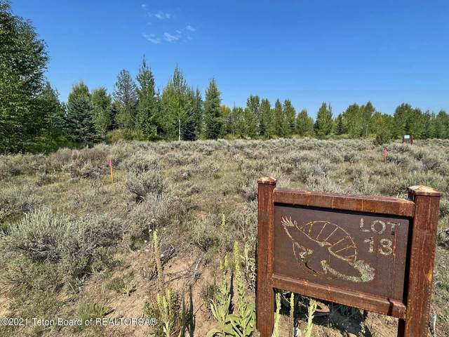 1404 Telemark Trail, Driggs, ID 83422 (MLS #21-2114) :: West Group Real Estate