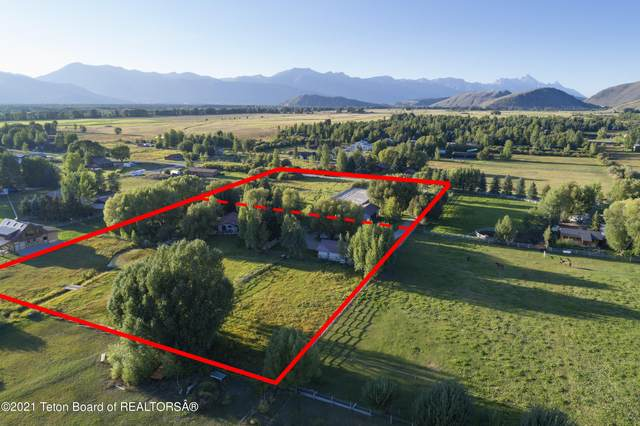 2030 2040 South Park Ranch Road, Jackson, WY 83001 (MLS #21-2889) :: Coldwell Banker Mountain Properties