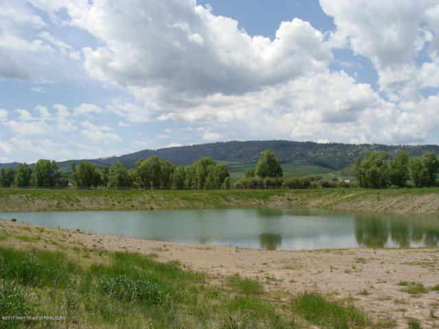 Lot 7 Cottonwood Creek Subd, Smoot, WY 83126 (MLS #11-296) :: Sage Realty Group