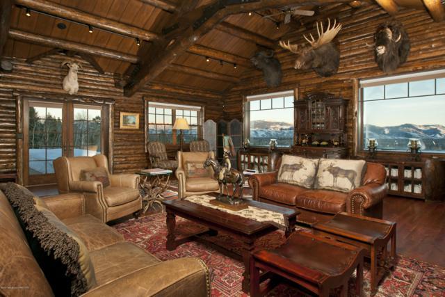 2485 N Fish Creek Rd, Wilson, WY 83014 (MLS #16-1181) :: West Group Real Estate