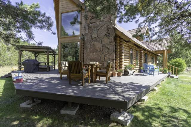 14505 Mtn. Blue Bird Lane, Moran, WY 83013 (MLS #19-2501) :: West Group Real Estate