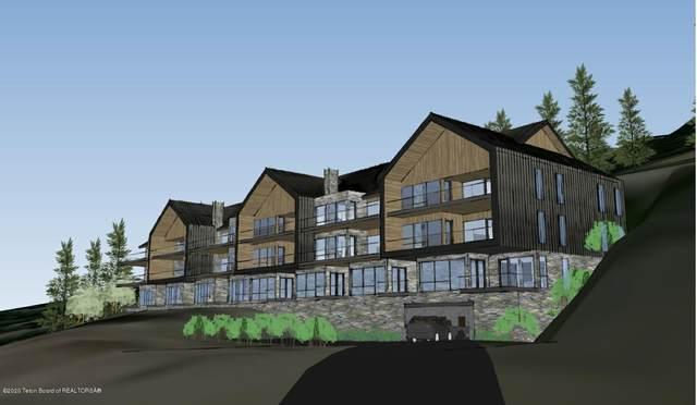 725 Upper Snow King Loop, Jackson, WY 83001 (MLS #20-2397) :: Sage Realty Group