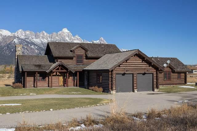1225 E Glacier Drive, Jackson, WY 83002 (MLS #20-3127) :: West Group Real Estate